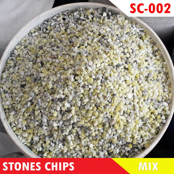 Decorative Stones and chips